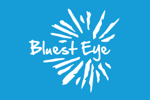 Bluest Eye Logo