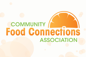 Community Food Connections Association Logo