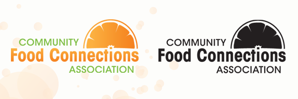Community Food Connections Association Logos