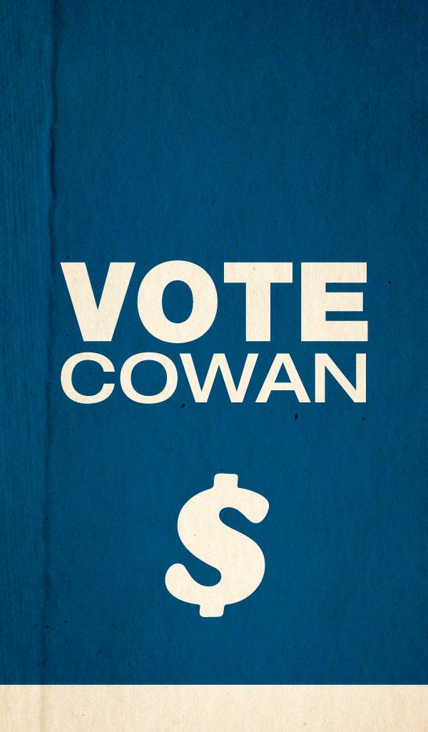 Vote Cowan