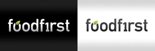 Food First Logos