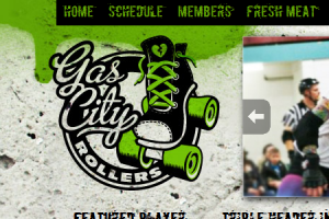 Gas City Rollers