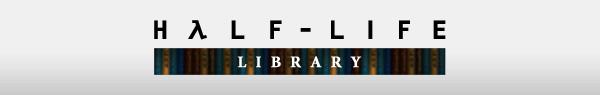 Half-Life Library Header