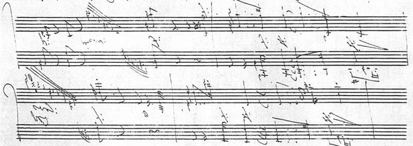 Beethoven Notes Sample