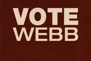Vote Webb