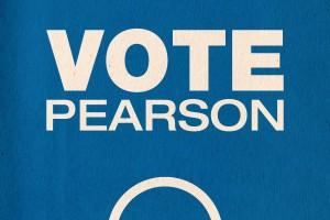 Vote Pearson
